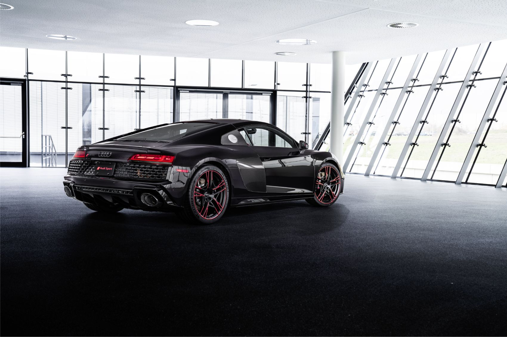 2021 Audi R8 Panther Edition: This Limited Production Machine Is On The Prowl!