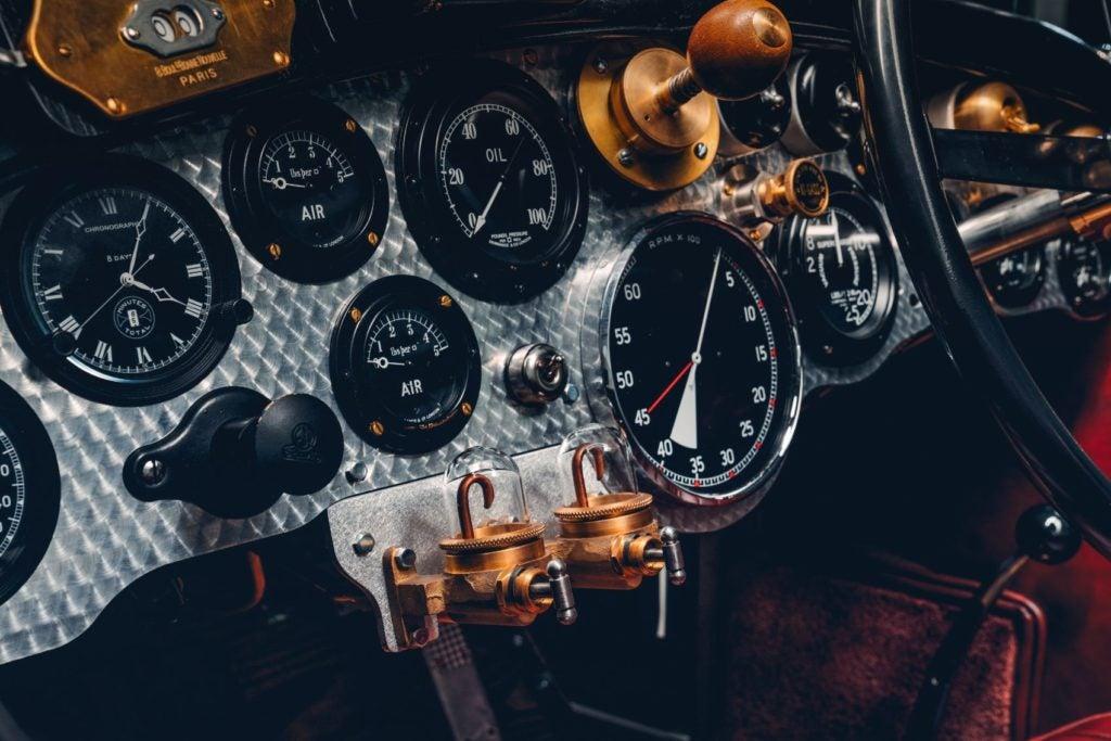 Blower Car Zero 12