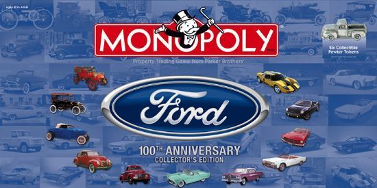 Ford 100th Anniversary Collector's Edition