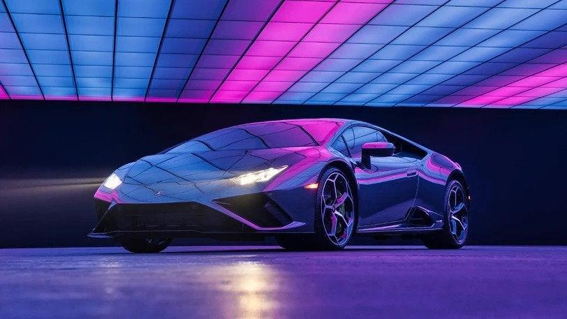 Lamborghini Huracan EVO RWD Lady Gaga
