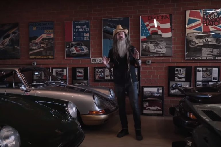 Magnus Walker Porsche Garage  e1608253830834