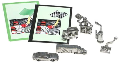 Monopoly NASCAR Collector's Edition