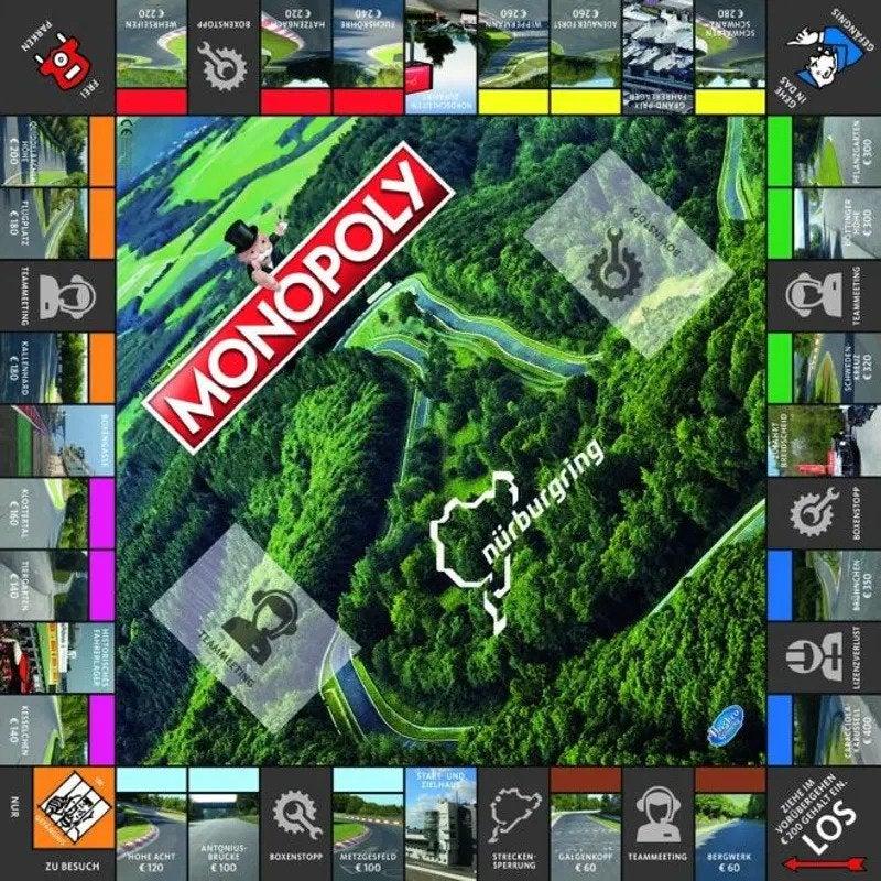 Nürburgring Edition Monopoly