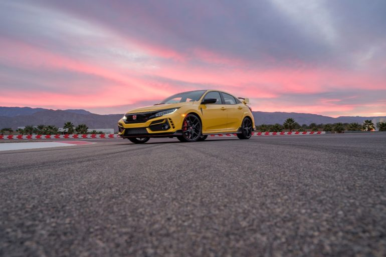 2021 Honda Civic Type R Limited Edition 3