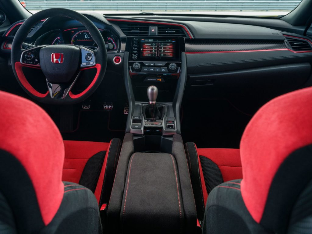 2021 Honda Civic Type R Limited Edition 4