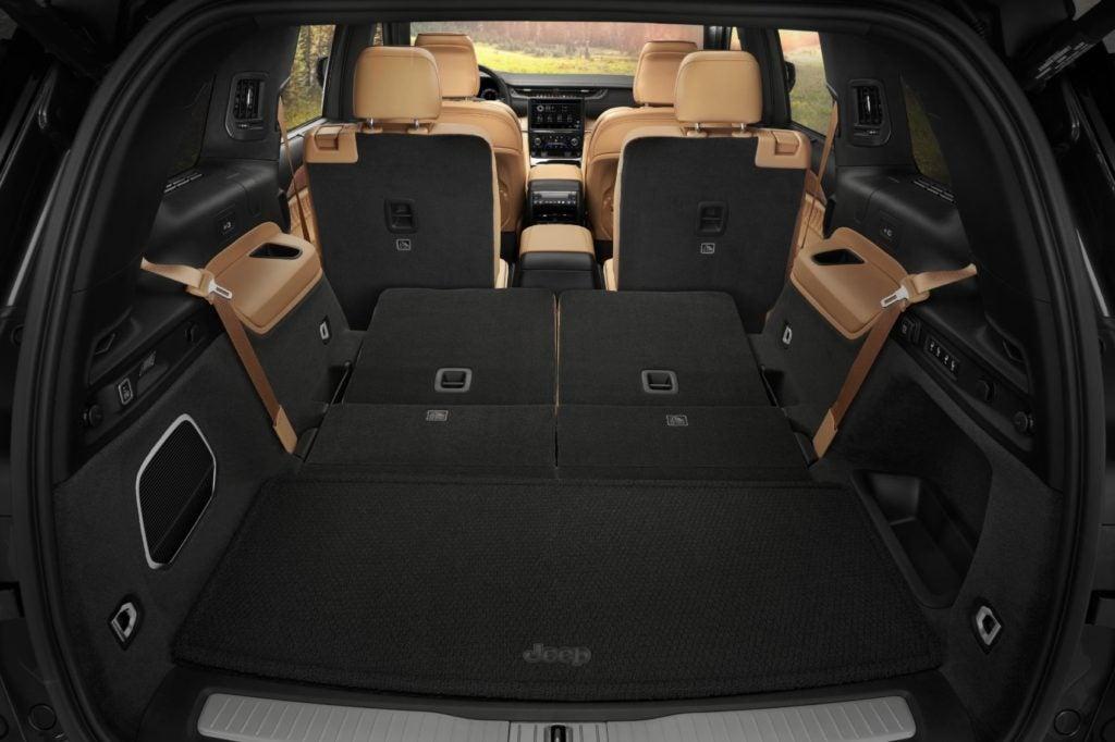 2021 Jeep Grand Cherokee L 114