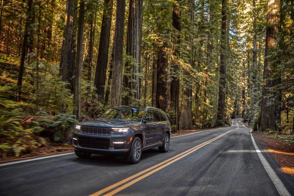 2021 Jeep Grand Cherokee L 3