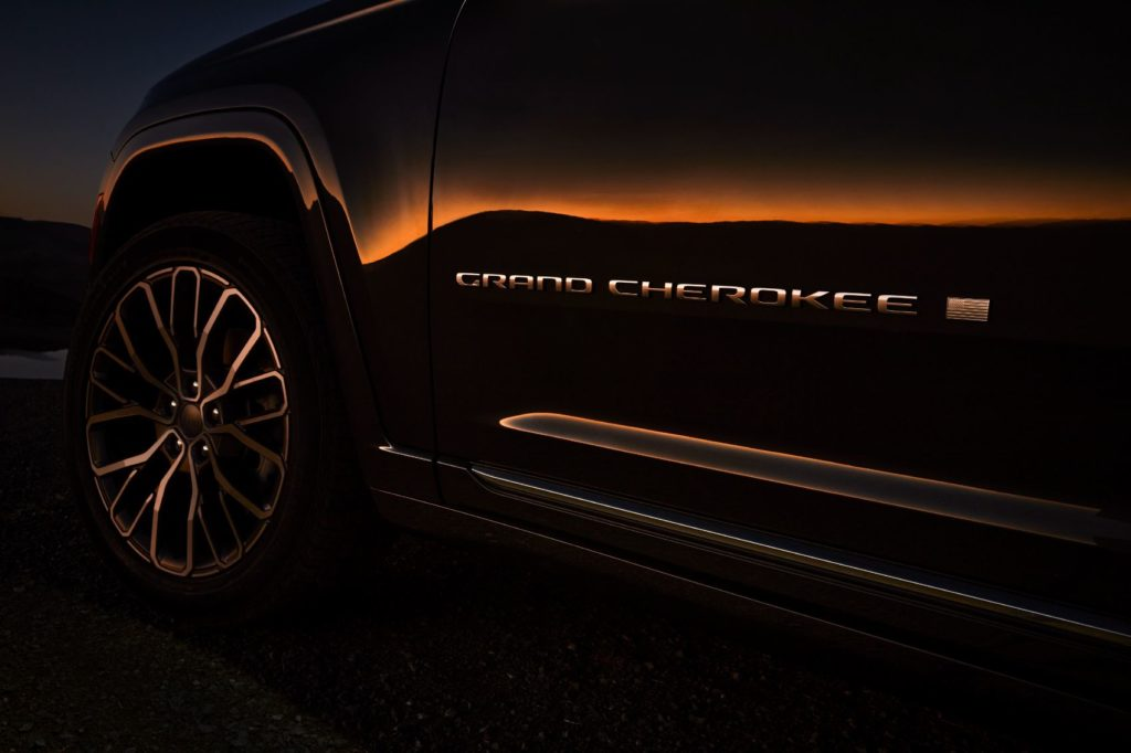 2021 Jeep Grand Cherokee L 31