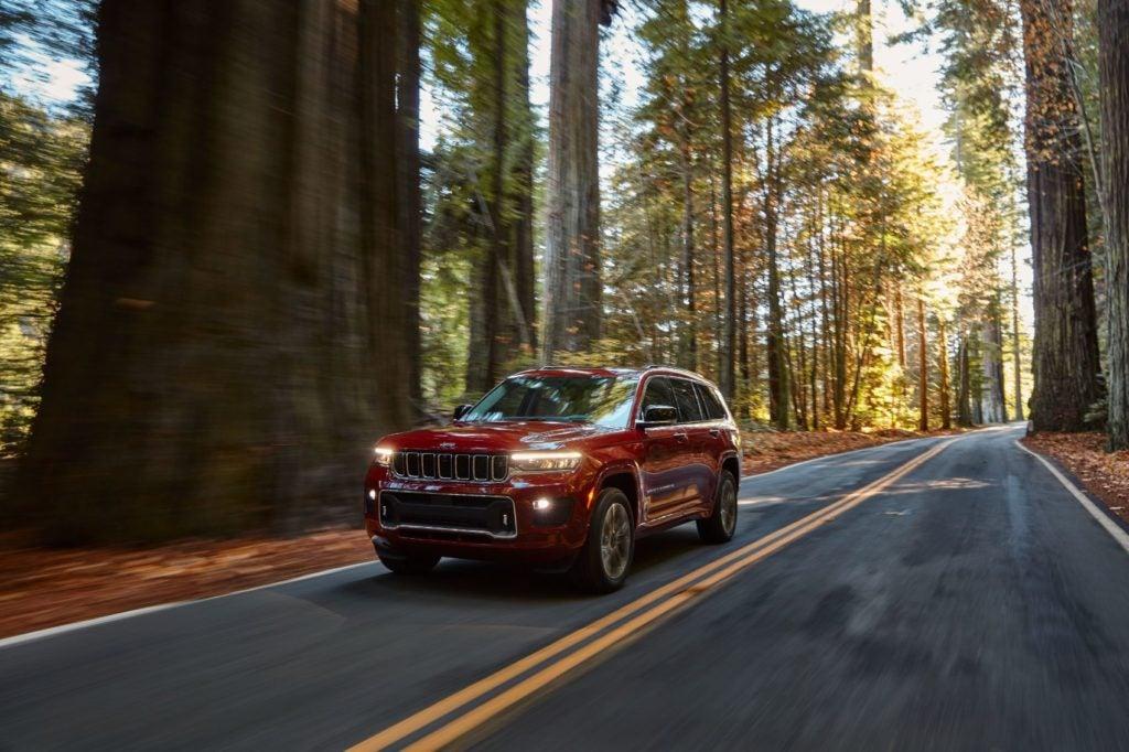 2021 Jeep Grand Cherokee L 49