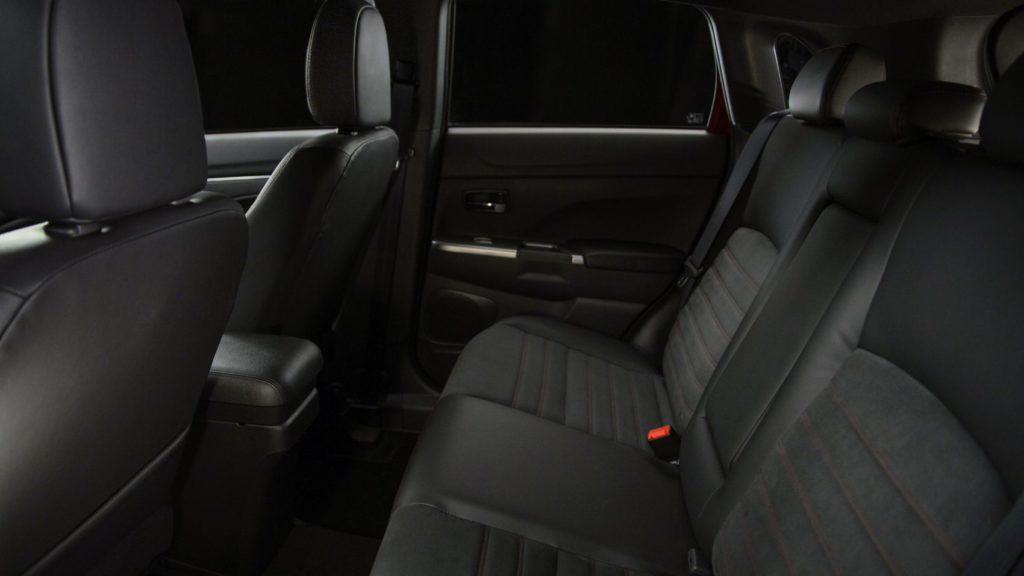 2021 Mitsubishi Outlander Sport 2