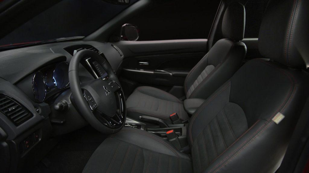 2021 Mitsubishi Outlander Sport 7