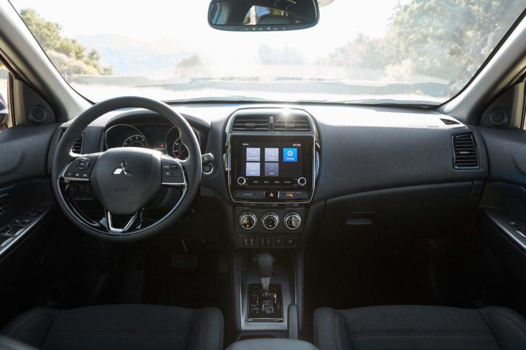 2021 Mitsubishi Outlander Sport 8