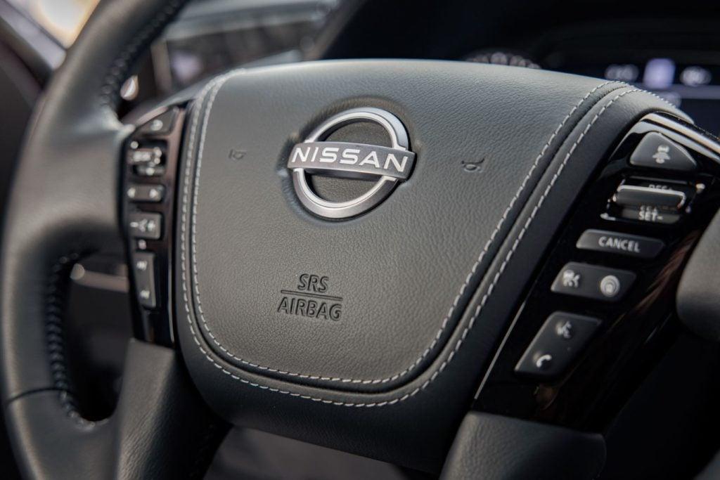 2021 Nissan Armada 25