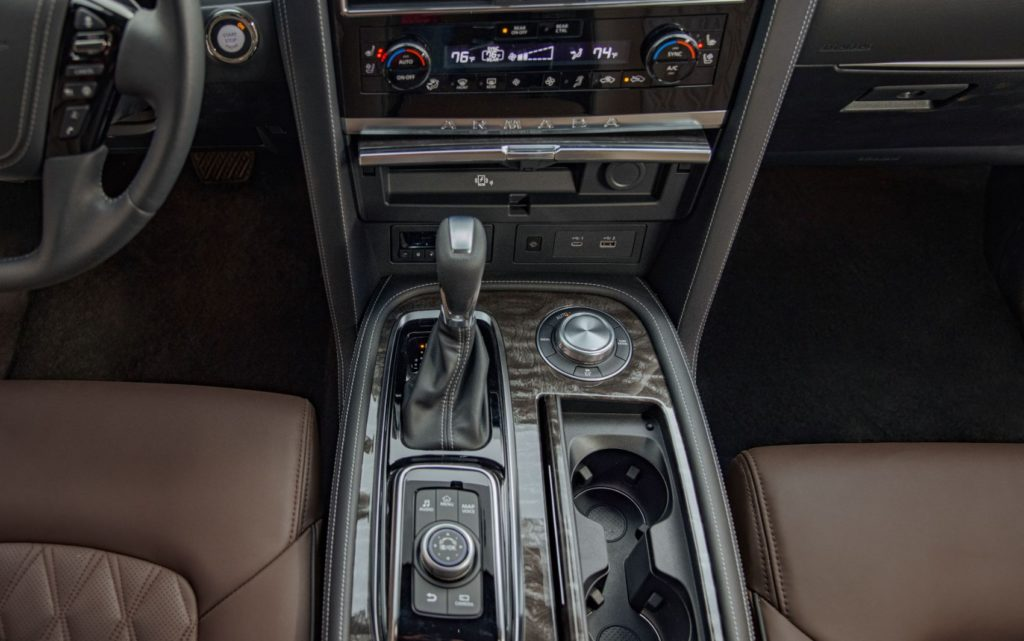 2021 Nissan Armada 27
