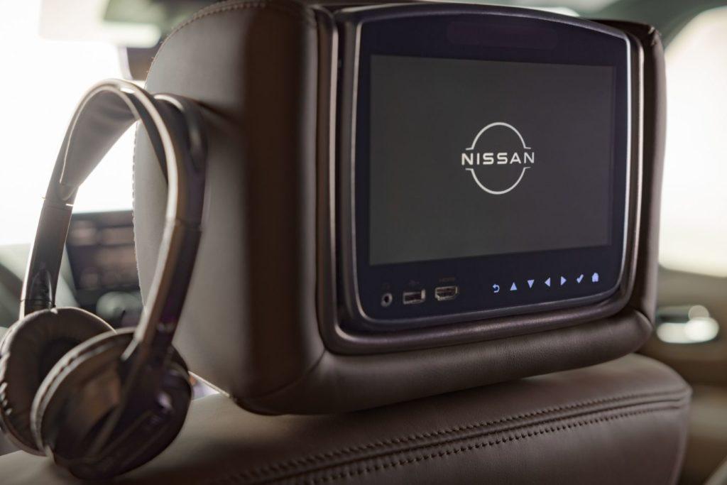 2021 Nissan Armada 30