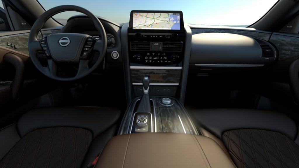 2021 Nissan Armada 35