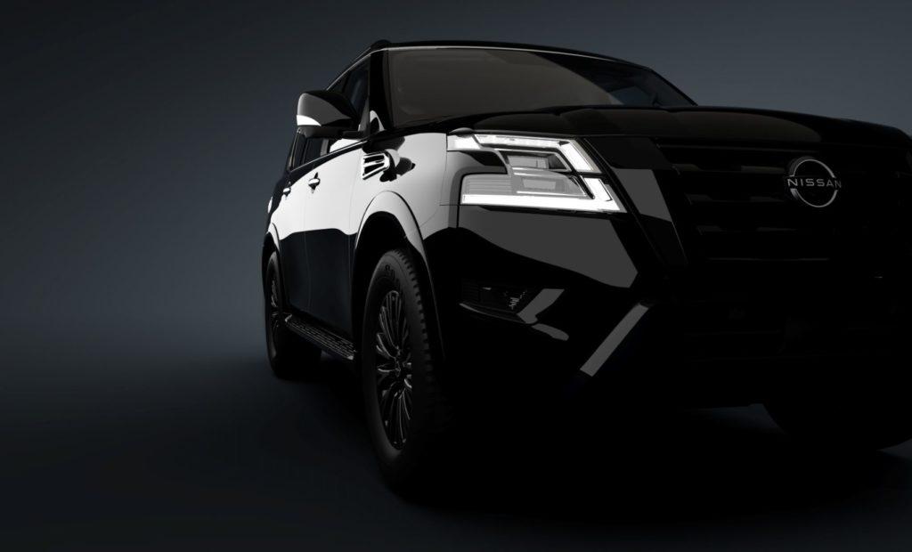 2021 Nissan Armada 42