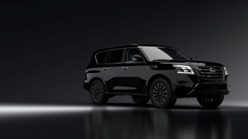 2021 Nissan Armada 44