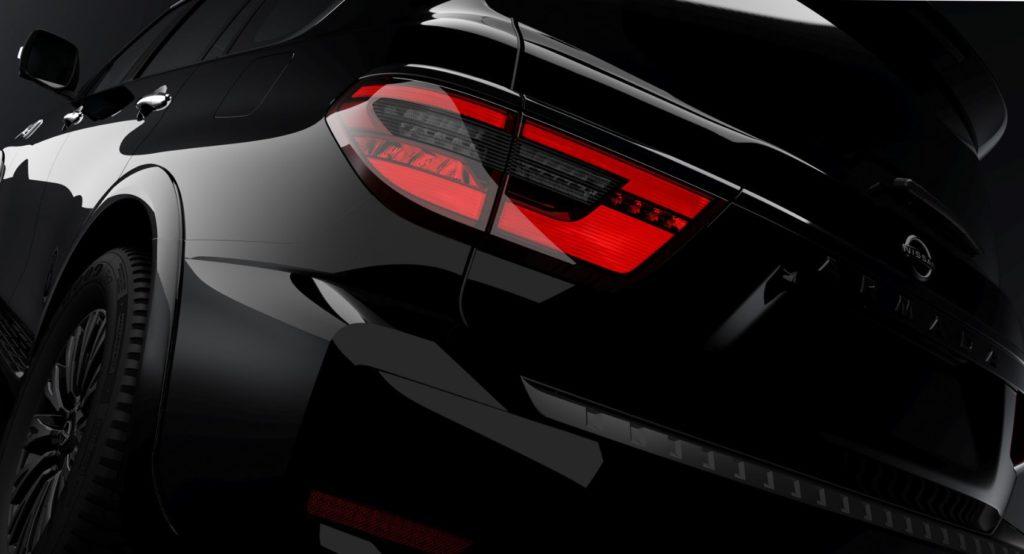 2021 Nissan Armada 45