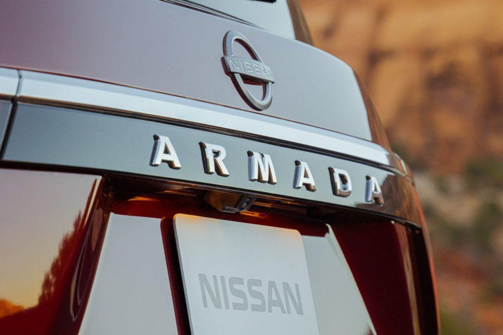 2021 Nissan Armada 6