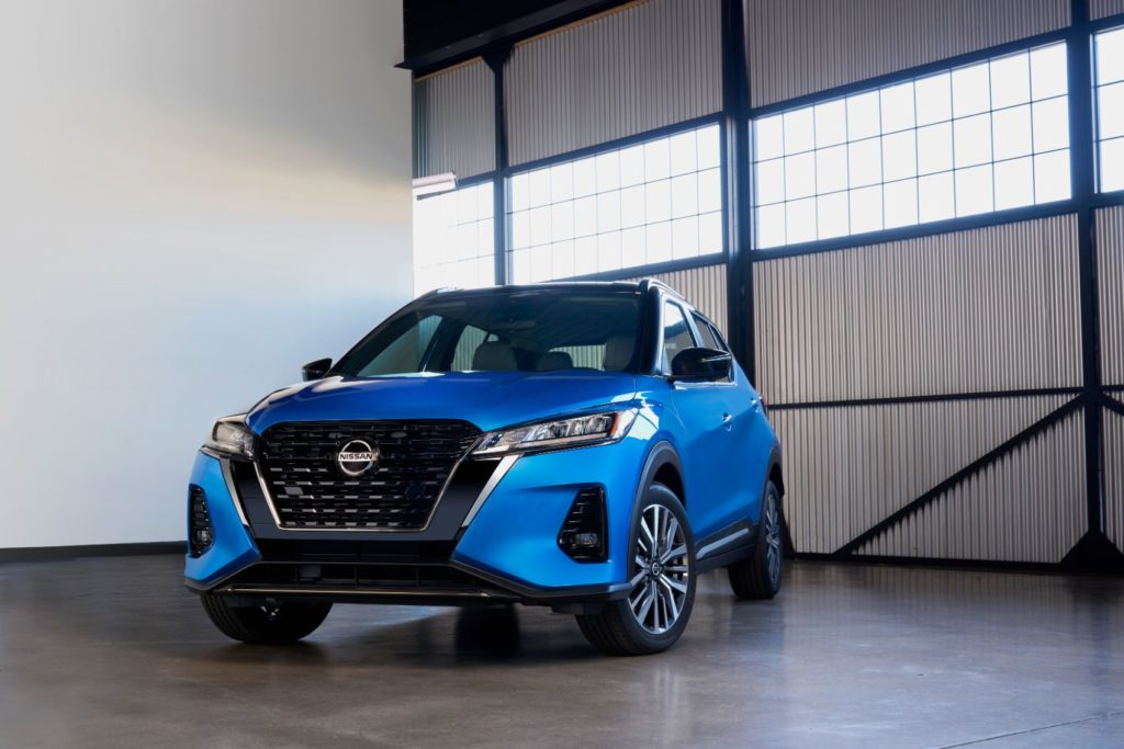 2021 Nissan Kicks 2