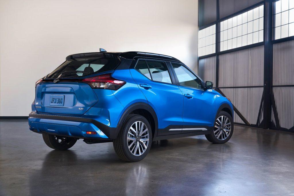 2021 Nissan Kicks Overview: Trim Levels, Standard Features, New Tech & More