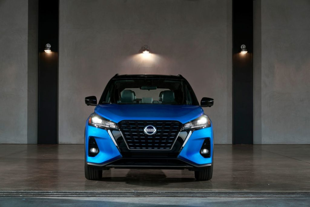 2021 Nissan Kicks 6