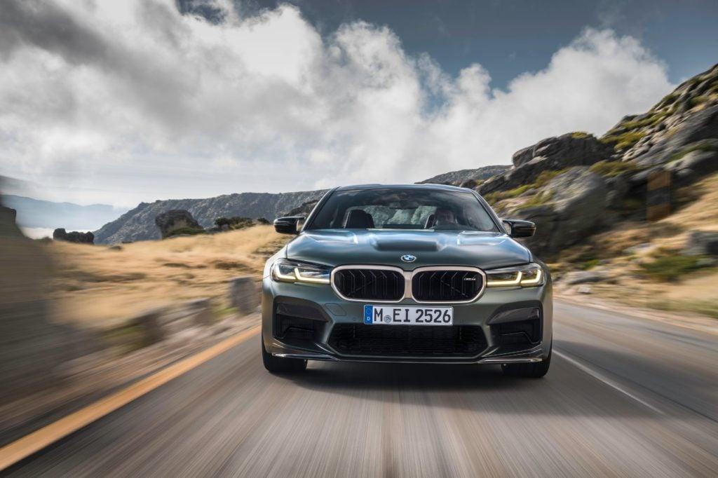 2022 BMW M5 CS Sedan 1