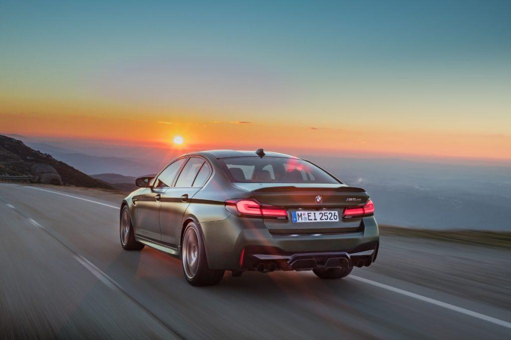 2022 BMW M5 CS Sedan 10
