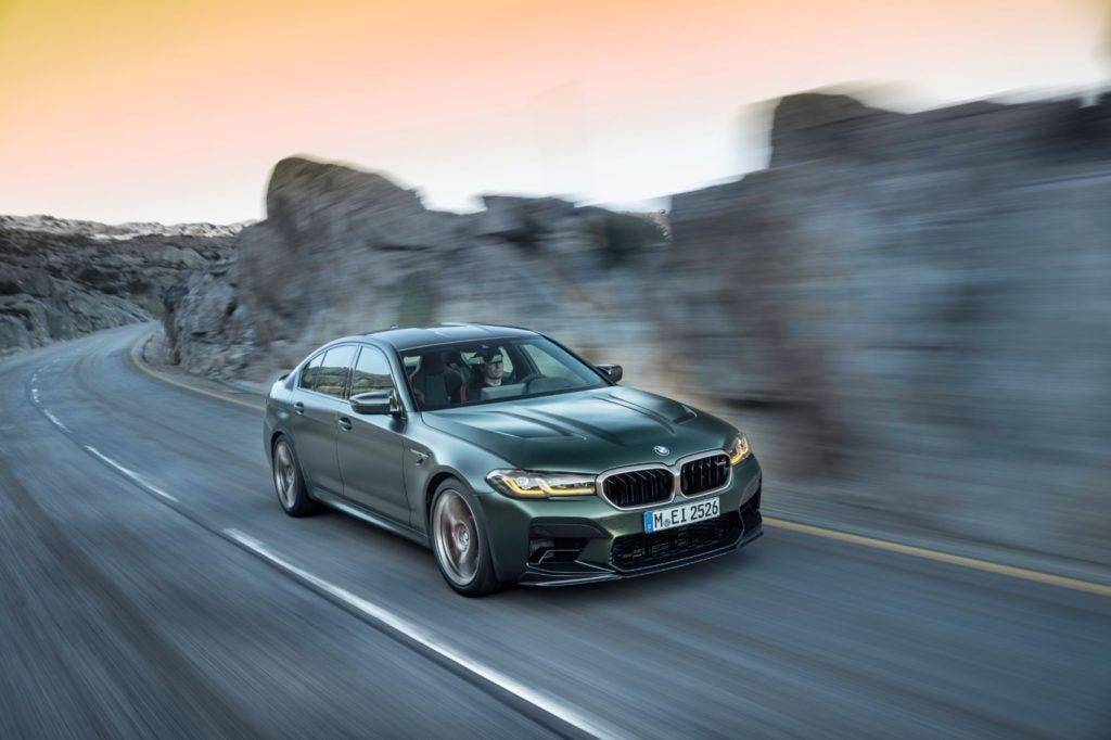 2022 BMW M5 CS Sedan 11