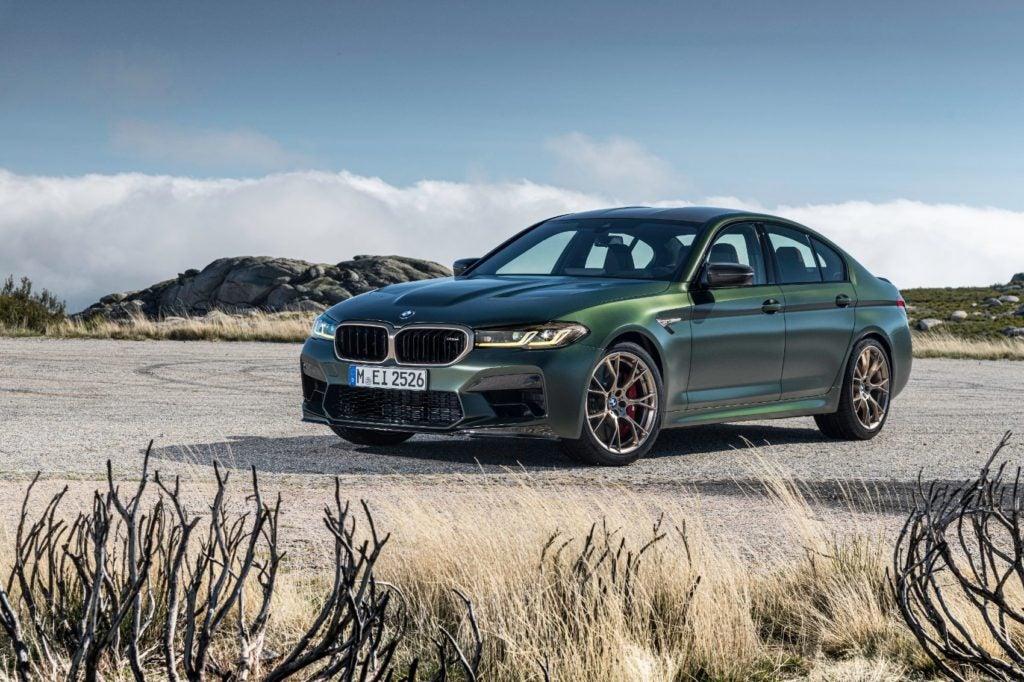 2022 BMW M5 CS Sedan 13
