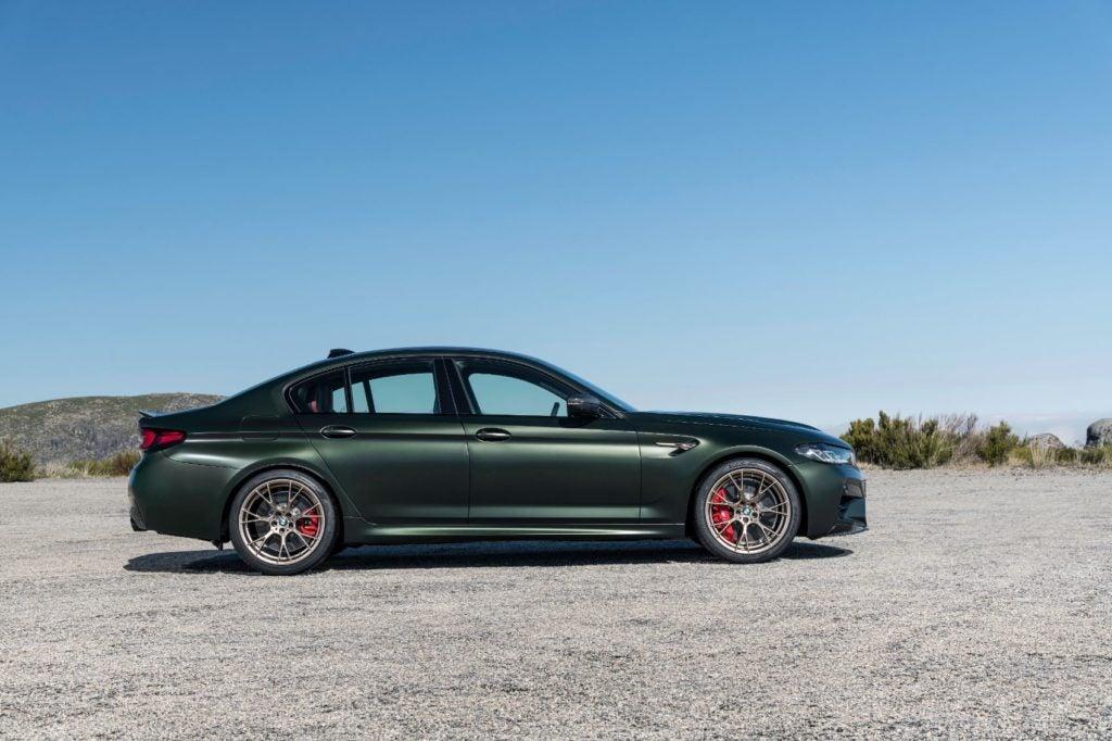 2022 BMW M5 CS Sedan 14