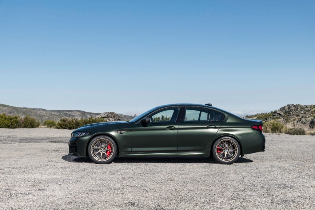 2022 BMW M5 CS Sedan 15