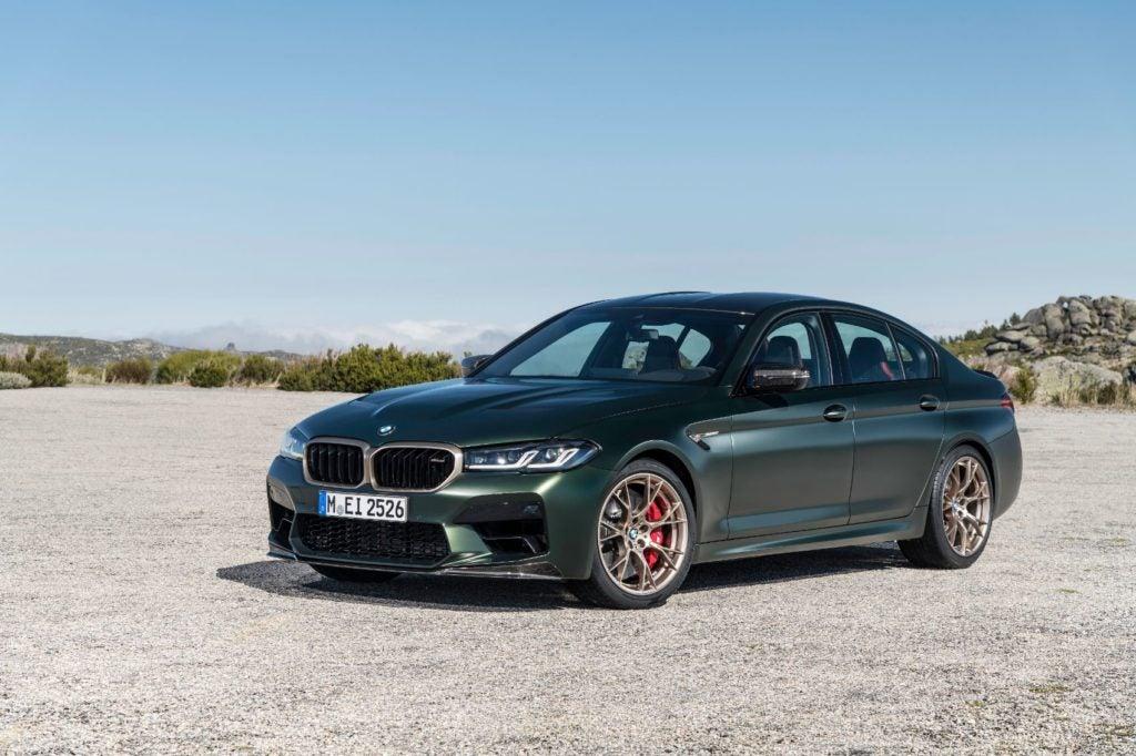 2022 BMW M5 CS Sedan 16