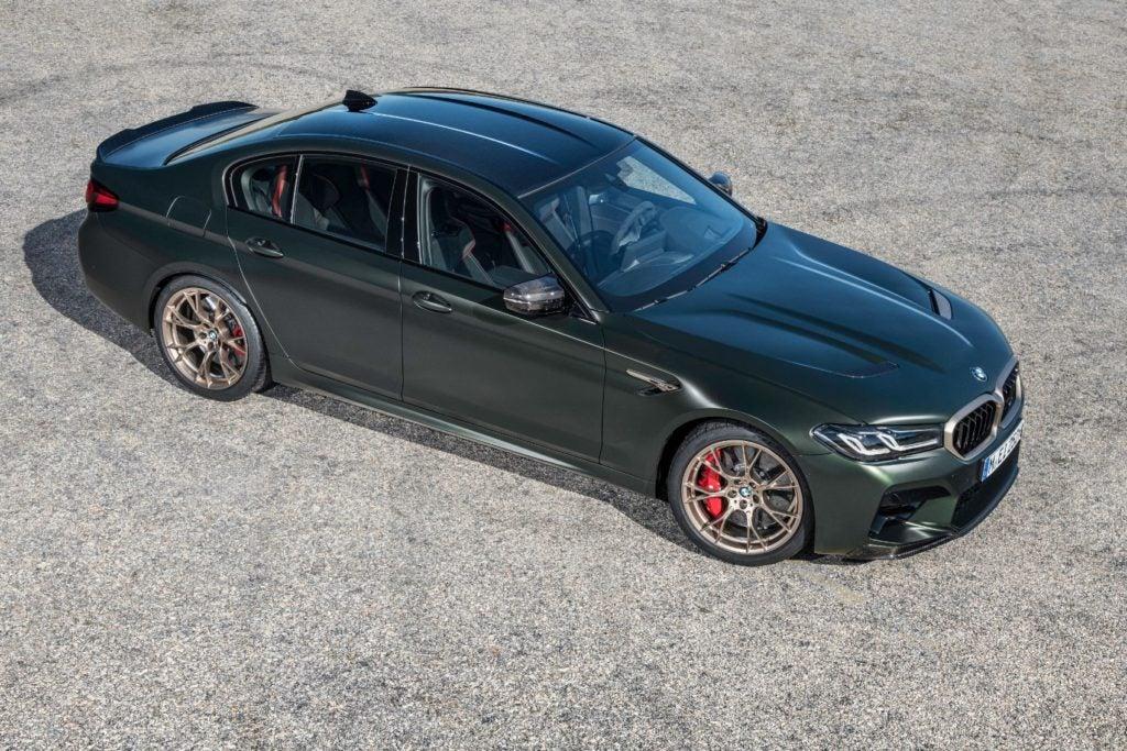 2022 BMW M5 CS Sedan 17
