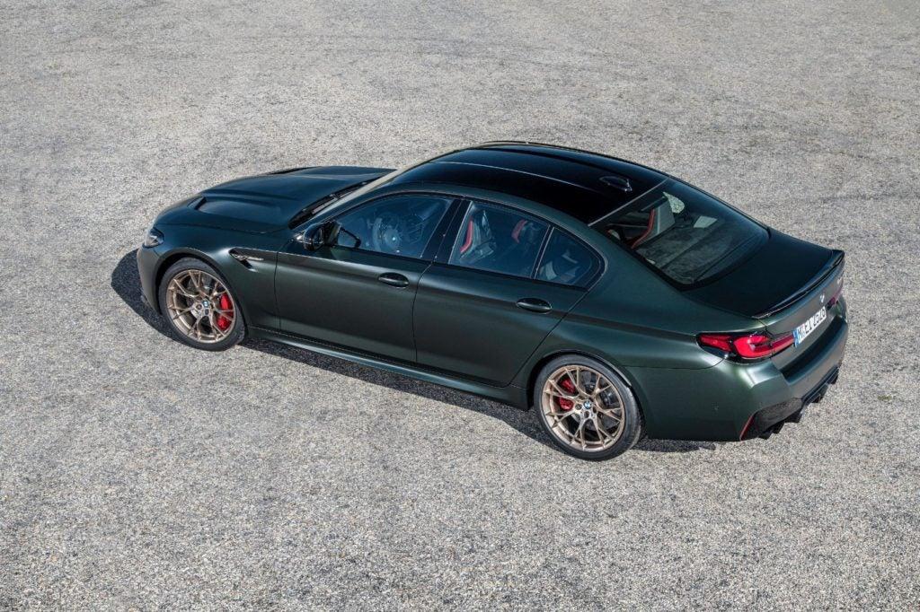 2022 BMW M5 CS Sedan 18