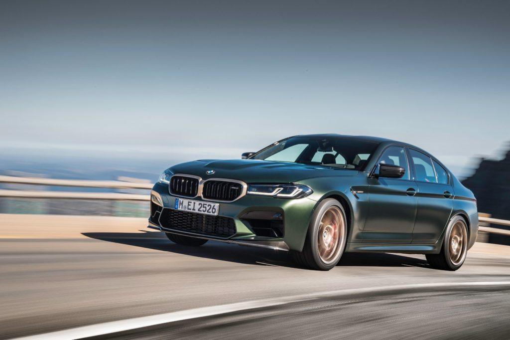 2022 BMW M5 CS Sedan 2