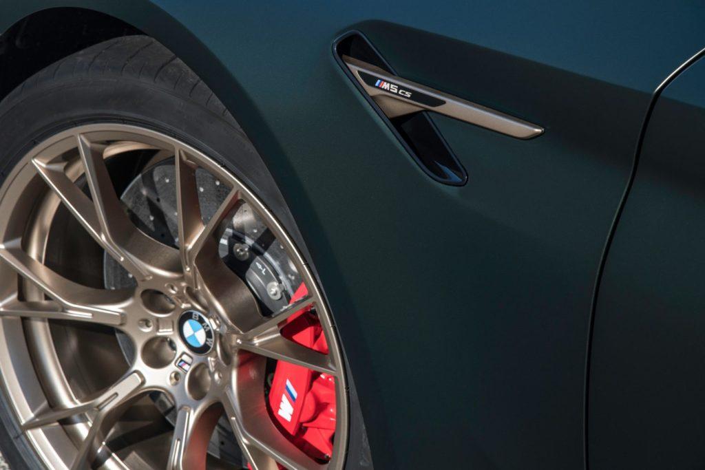 2022 BMW M5 CS Sedan 20