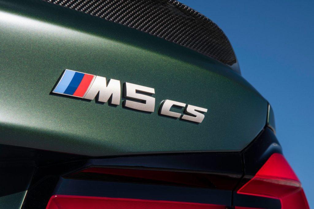 2022 BMW M5 CS Sedan 24