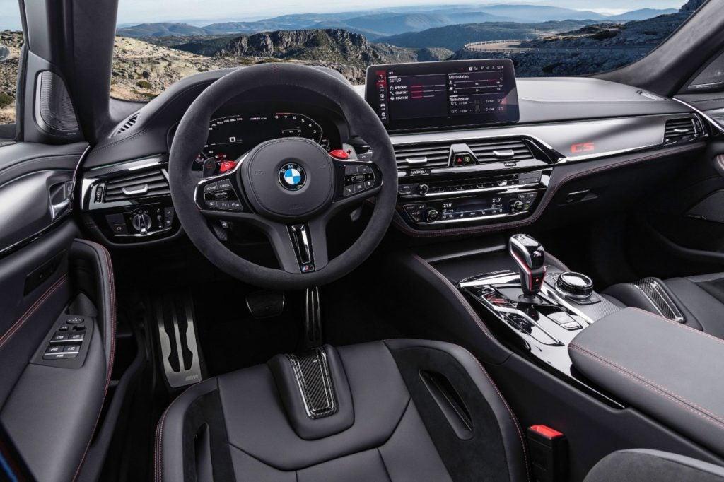 2022 BMW M5 CS Sedan 27