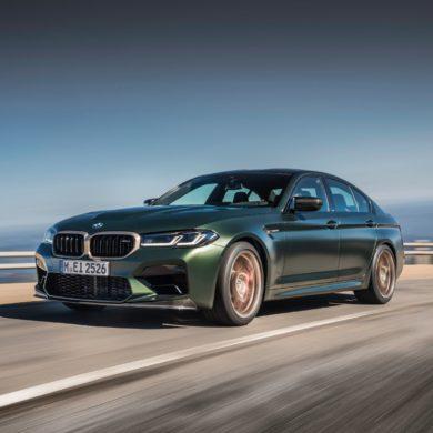2022 BMW M5 CS Sedan 3