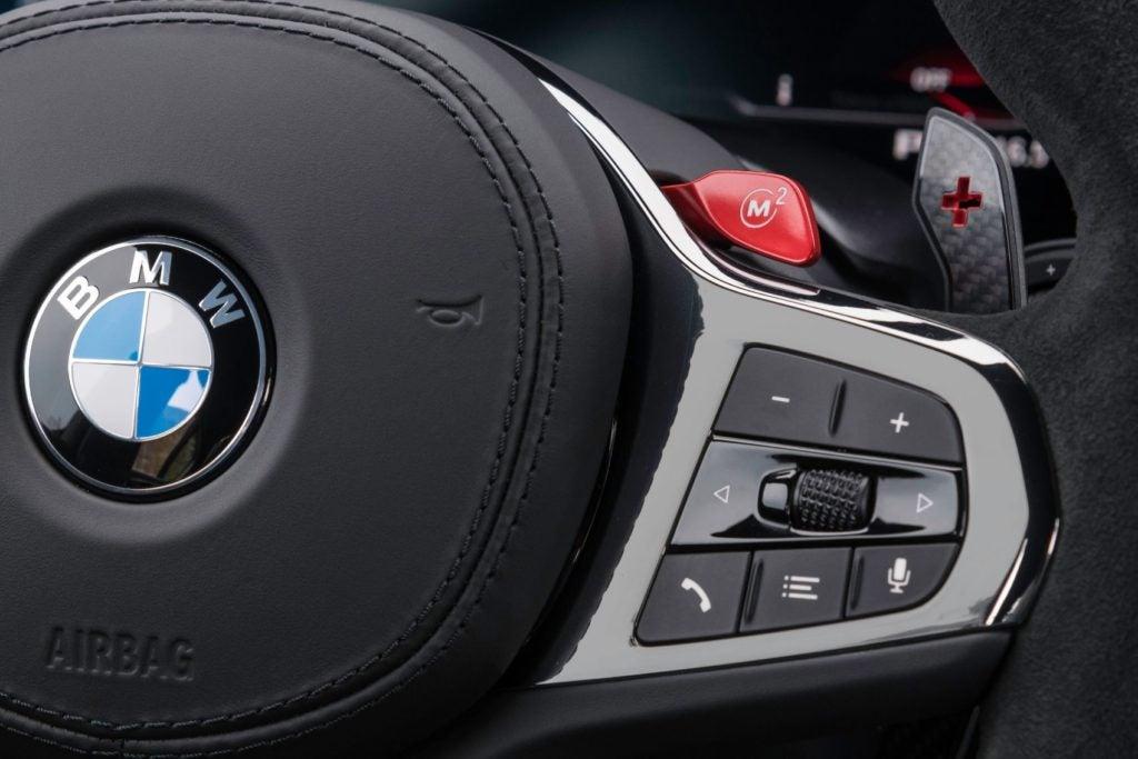2022 BMW M5 CS Sedan 30
