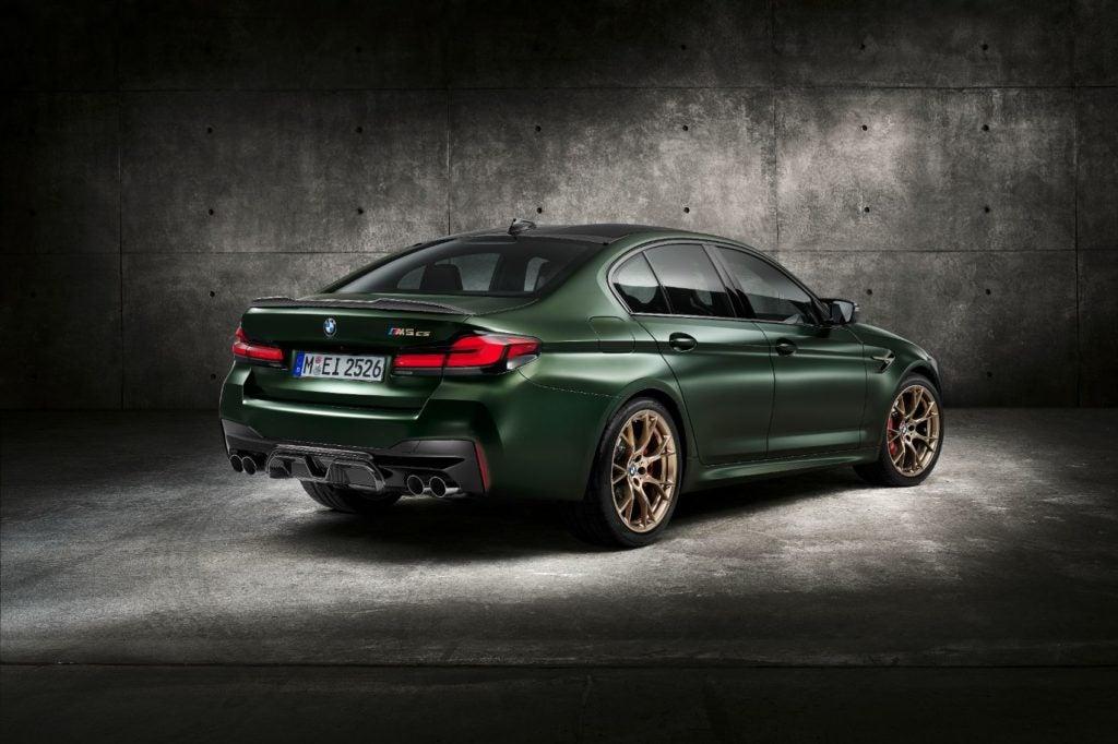 2022 BMW M5 CS Sedan 36