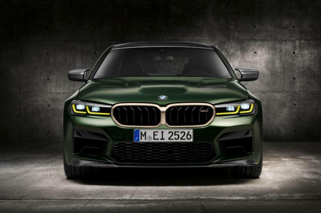 2022 BMW M5 CS Sedan 38