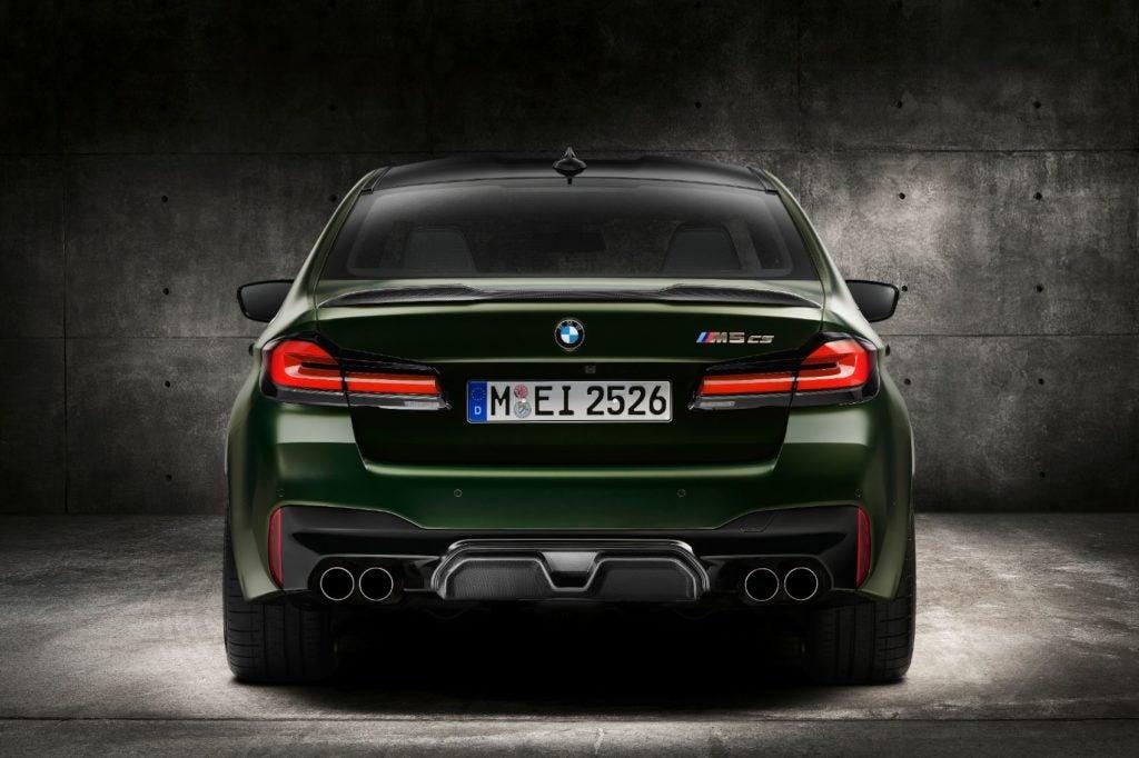 2022 BMW M5 CS Sedan 39