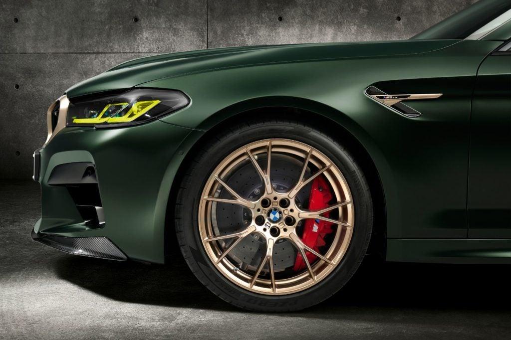 2022 BMW M5 CS Sedan 40