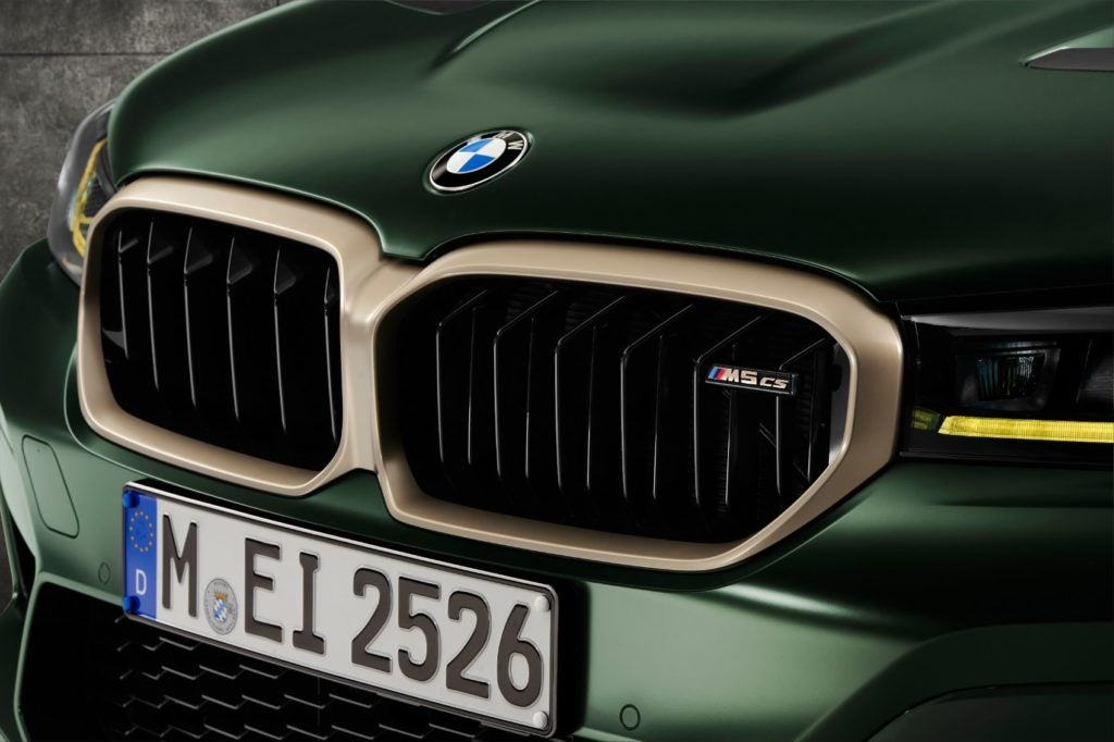 2022 BMW M5 CS Sedan 41