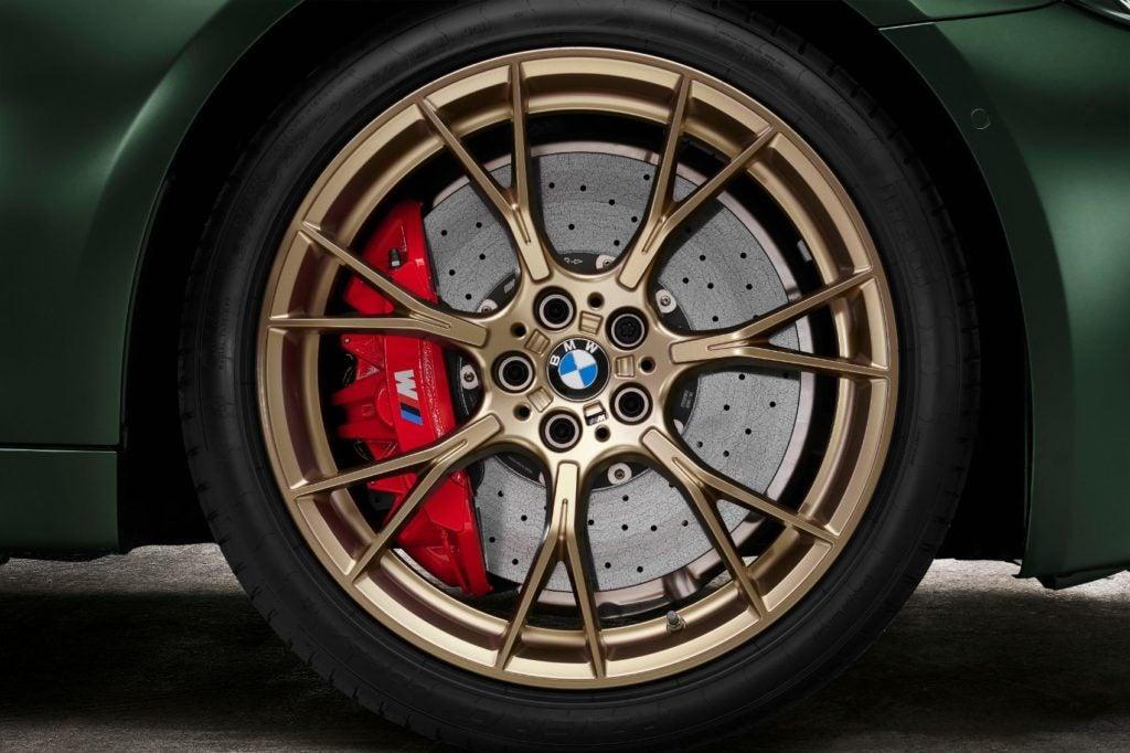 2022 BMW M5 CS Sedan 42
