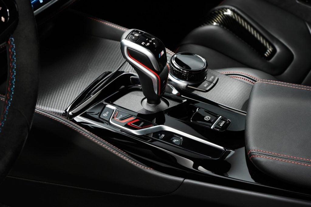 2022 BMW M5 CS Sedan 44