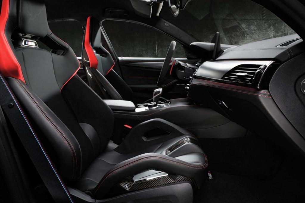 2022 BMW M5 CS Sedan 46